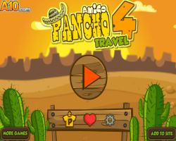 Путешествие Амиго Панчо 4 (Amigo Pancho Travel 4)